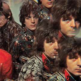 Pink Floyd The Piper at the Gates of Dawn 1967 - detail